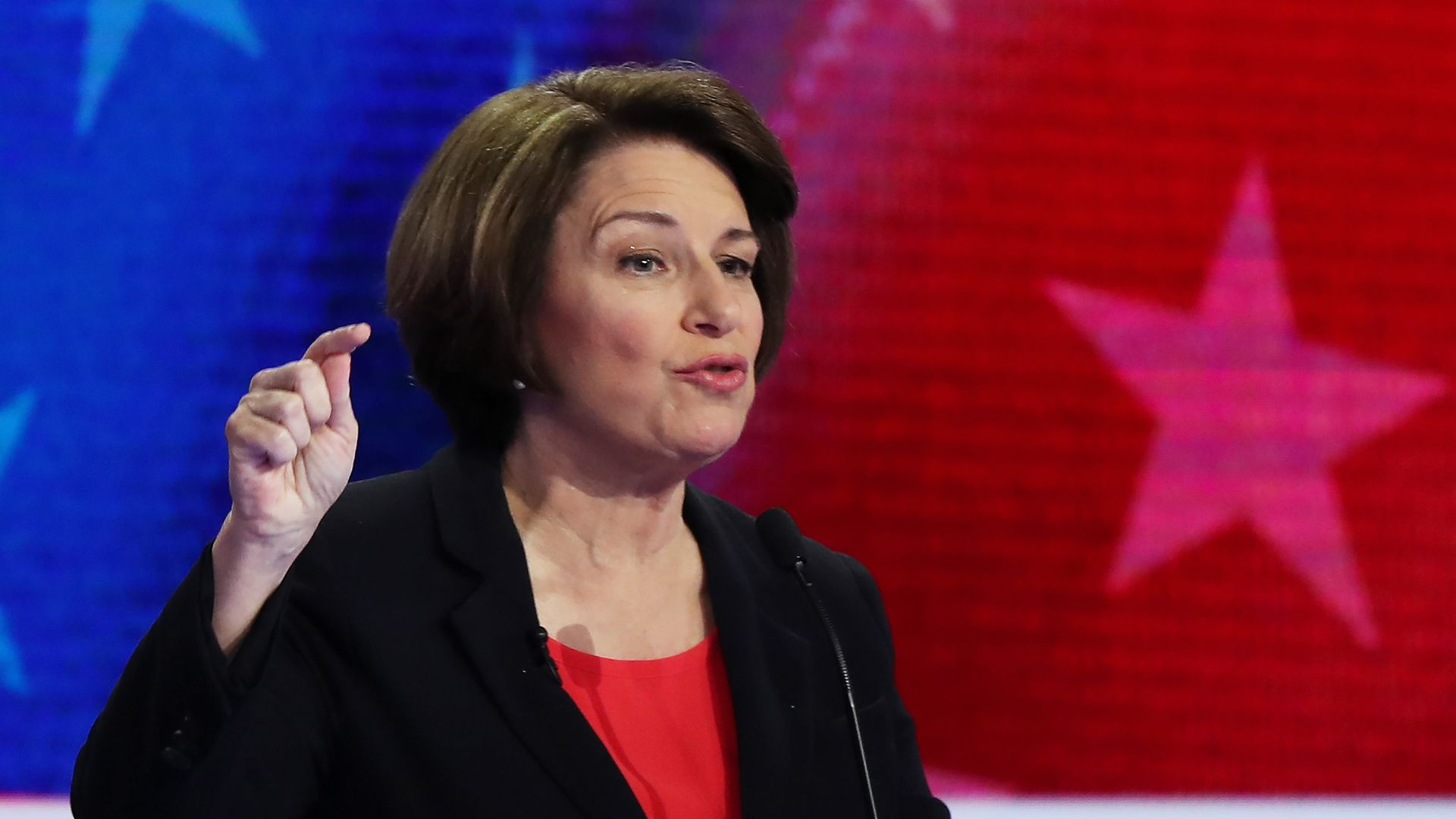 Amy Klobuchar on the issues, in under 500 words