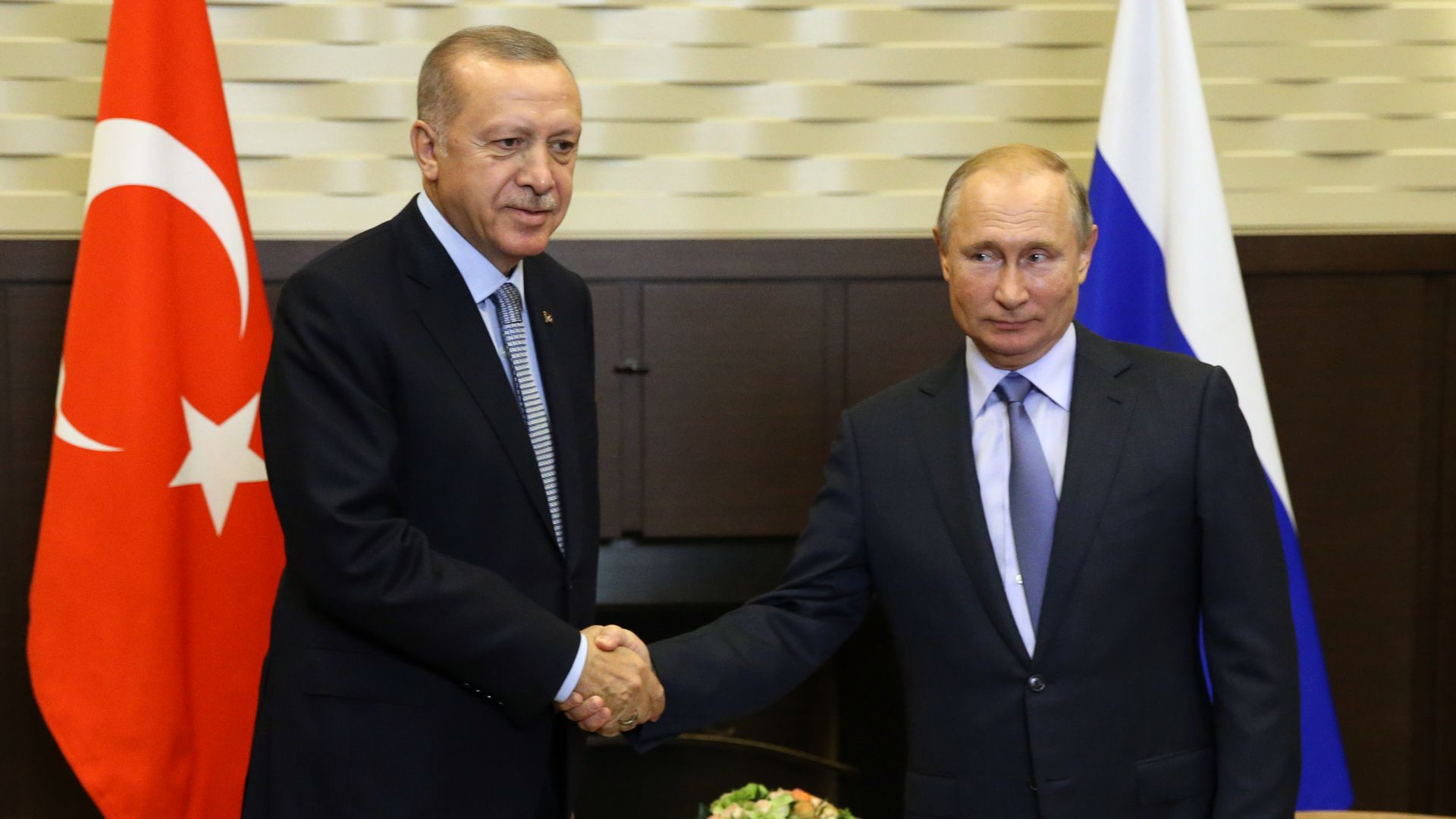 Turkey and Russia agree to Syria buffer zone cleared of Kurdish forces