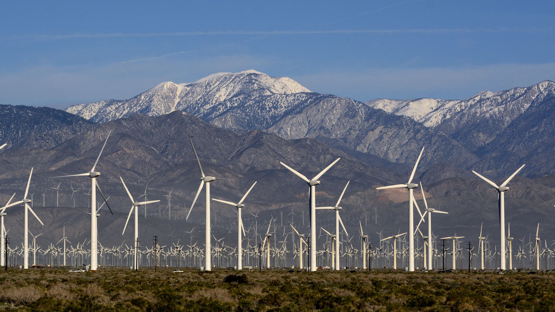 Renewable energy is on the rise, but it still only made up 17.6% of U.S. generation in 2018