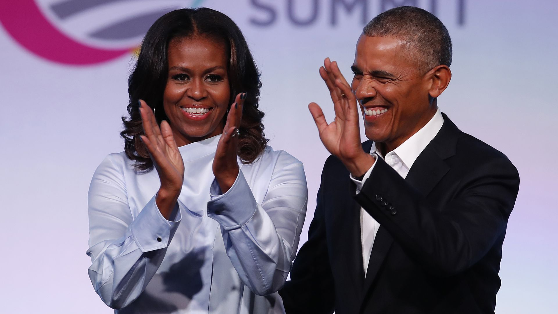 Barack and Michelle Obama sign podcast production deal with