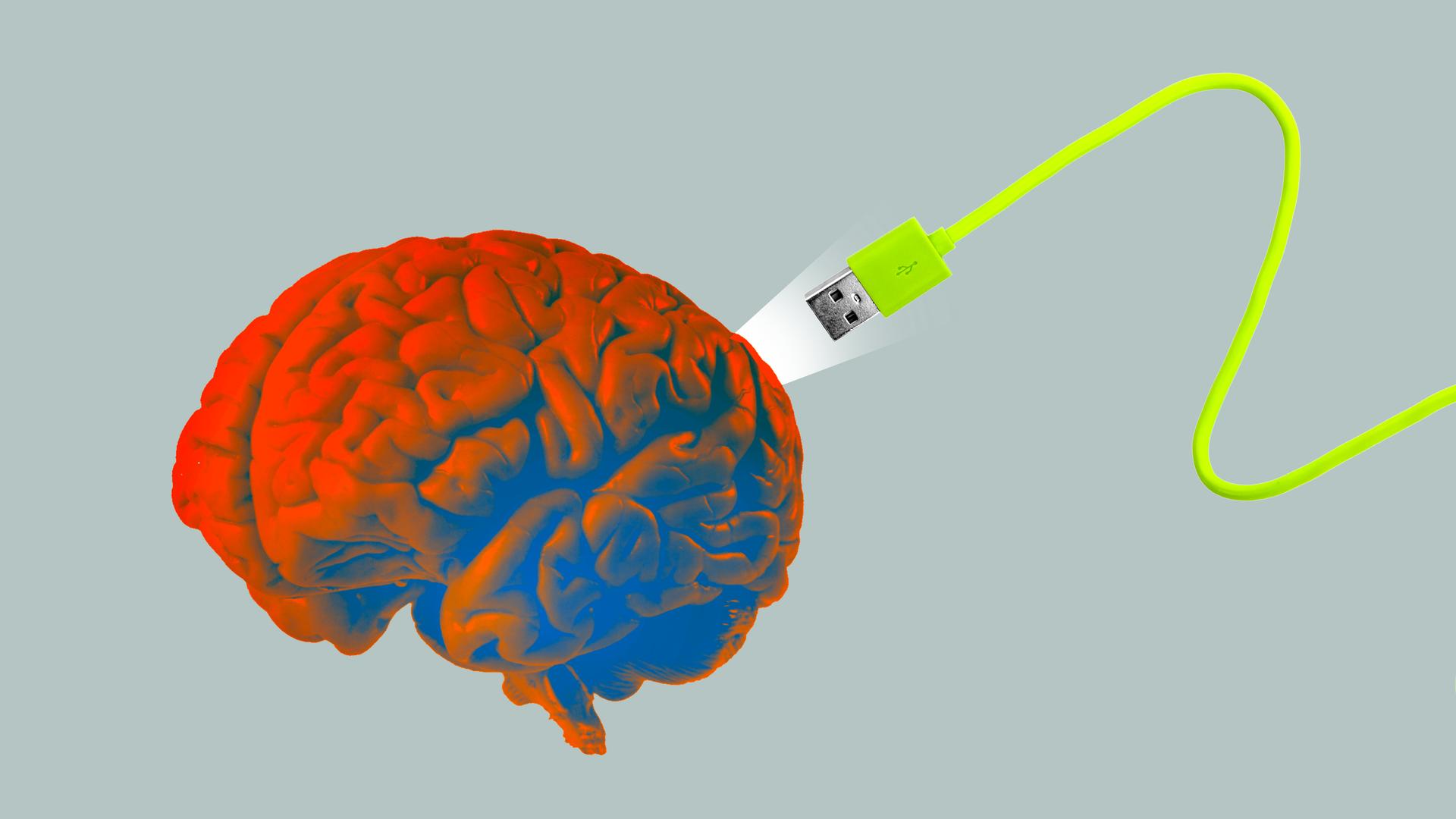 Despite Dearth Of Data Firms Sell Brain >> Elon Musk S Neuralink Computer Brain Implant Plan Axios