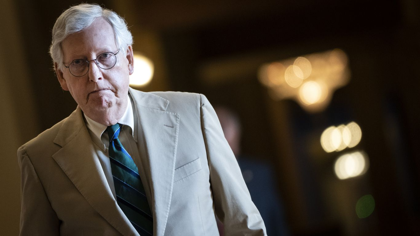 Senate Republicans block Democrats' sweeping voting rights bill