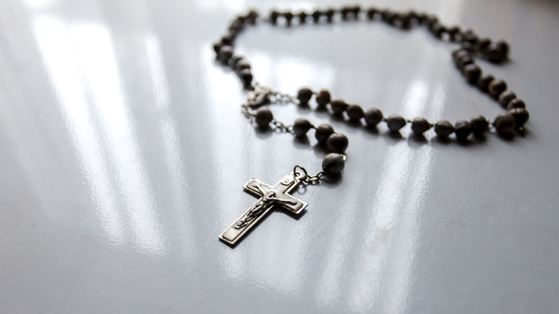 A rosary