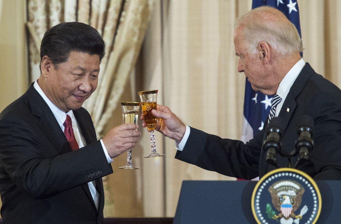 China congratulates Biden on election victory thumbnail
