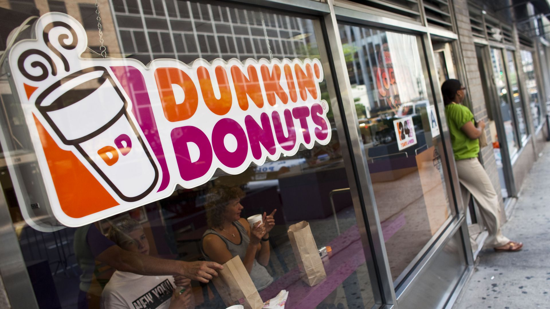 40b9c36e6f1 Dunkin' Donuts plans to eliminate foam cups by 2020 - Axios