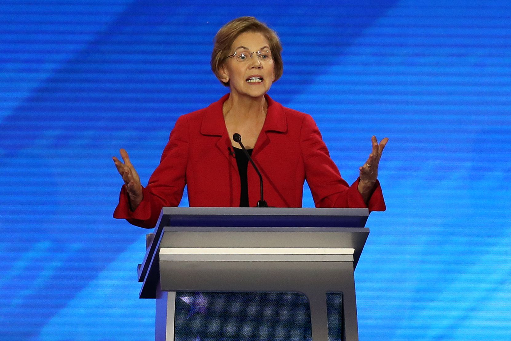 Warren: A national law should protect abortion rights - Axios