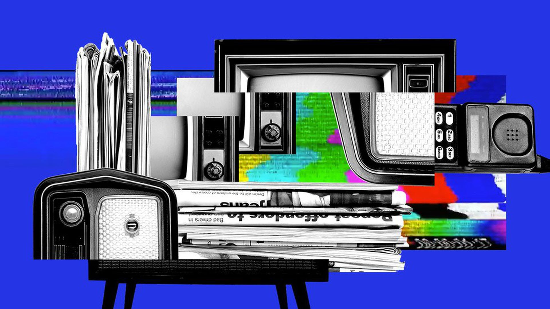 Tech giants gobbling up TV talent, awards, money - Axios