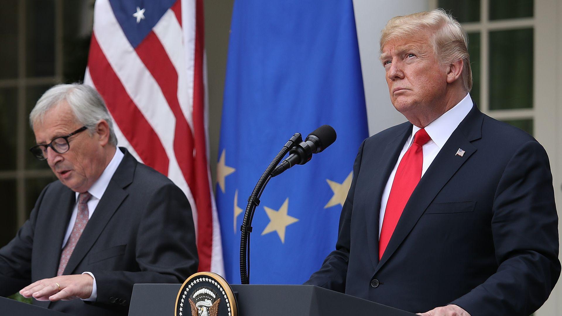 Trump's next battles on trade
