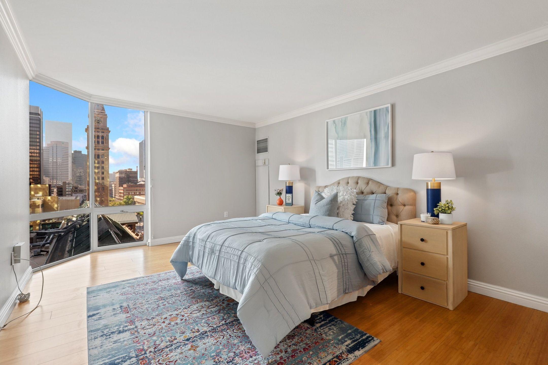 1625 Larimer St. #1103 bedroom