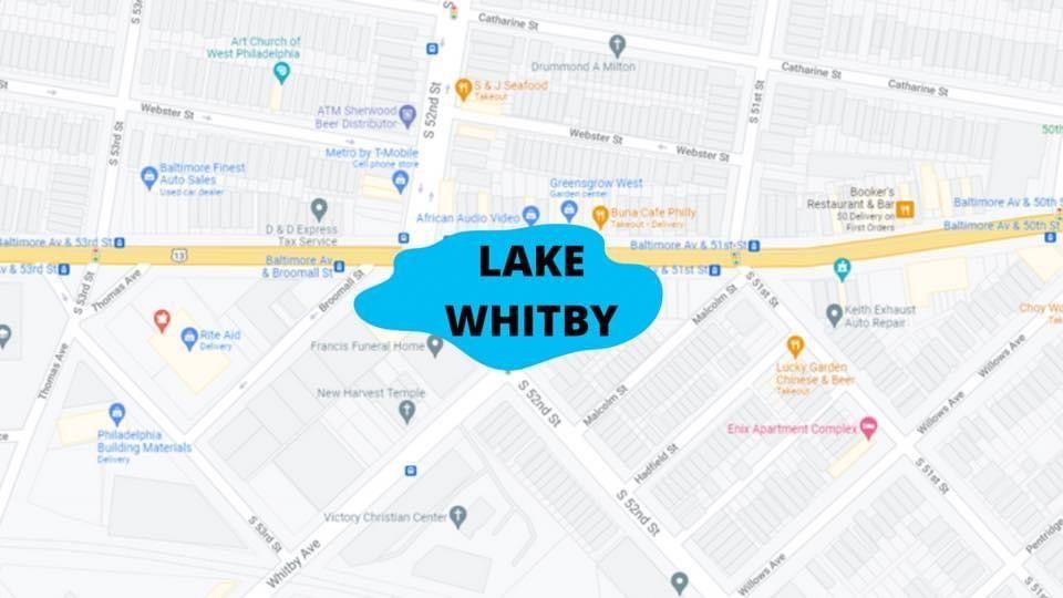 meme of Lake Whitby