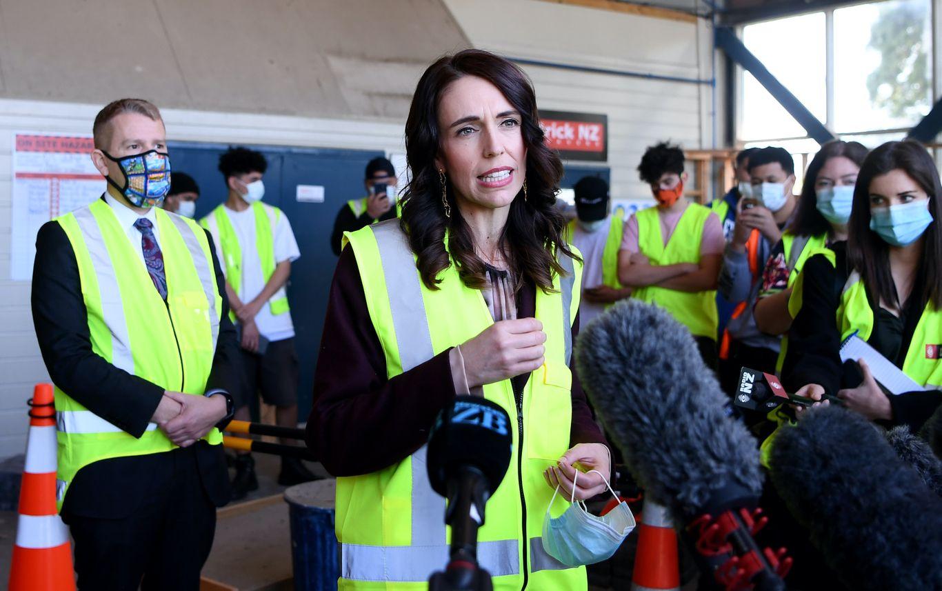 Jacinda Ardern pledges 100% renewable energy generation in New Zealand by 2030