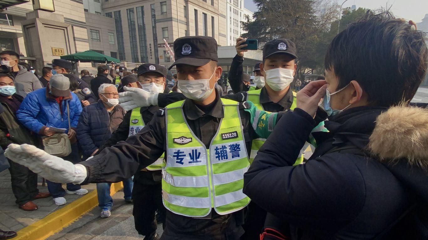 Citizen journalist Zhang Zhan jailed for 4 years in China over Wuhan coronavirus reports thumbnail