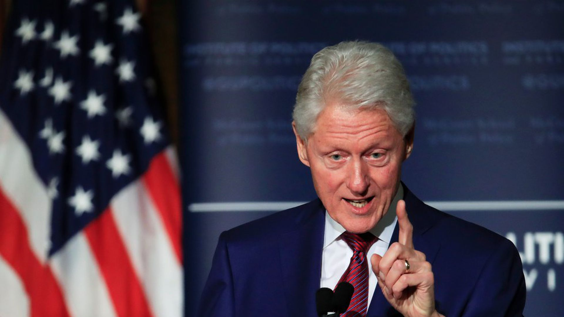 Project management by Bill Clinton