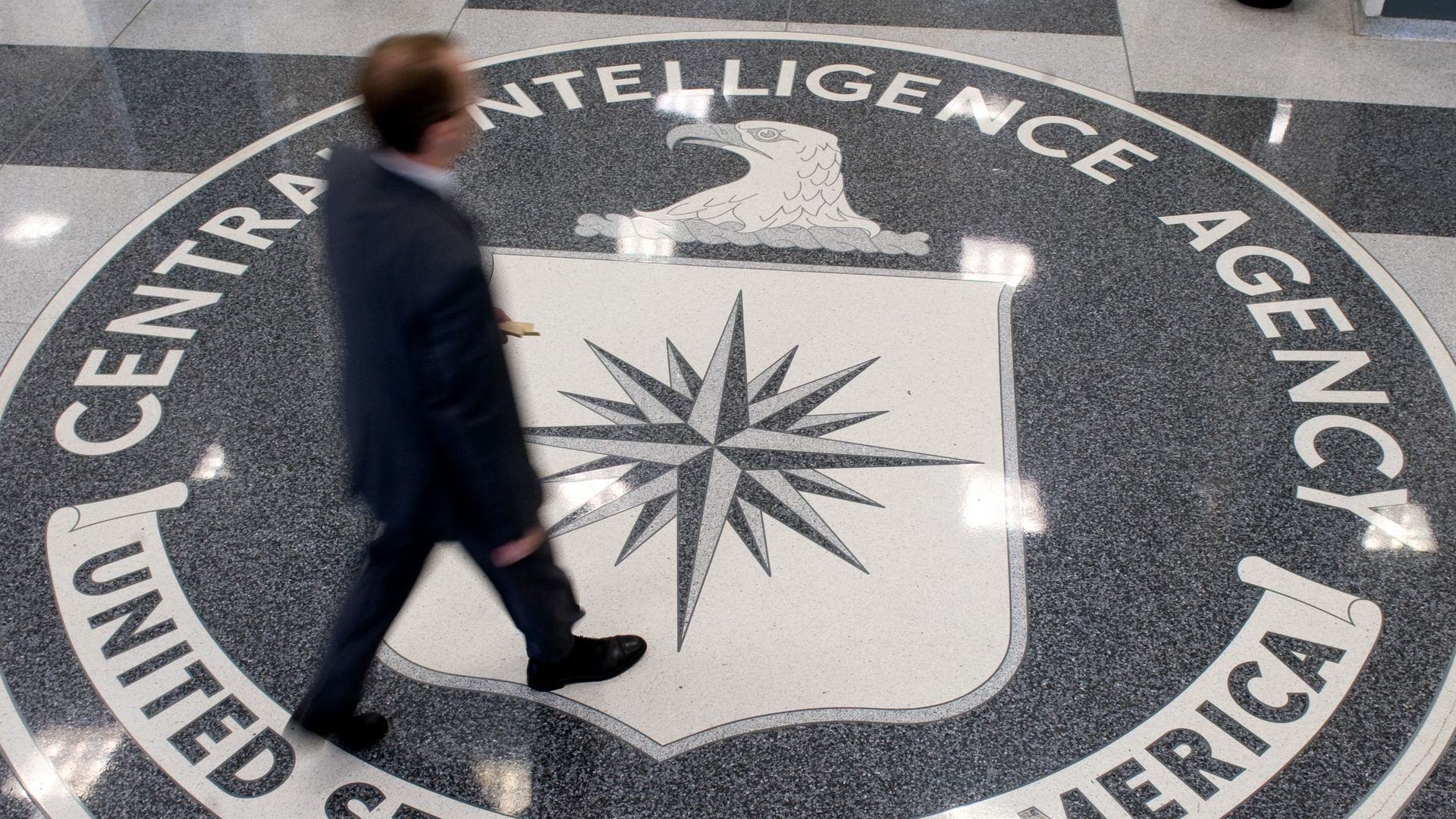 CIA Headquarters in Langley, Virginia. Photo: Saul Loeb/AFP/Getty Images