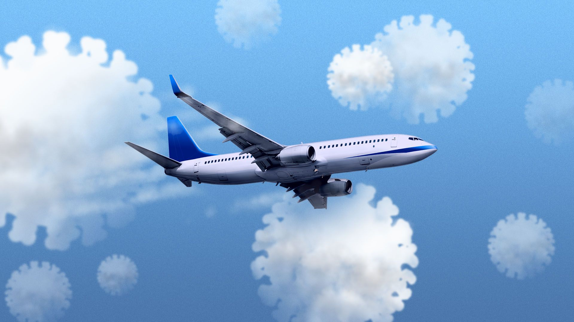Airlines pack in customers like there's no coronavirus