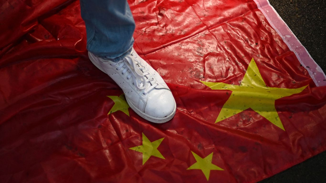 In photos: World commemorates 32nd anniversary of Tiananmen Square massacre thumbnail