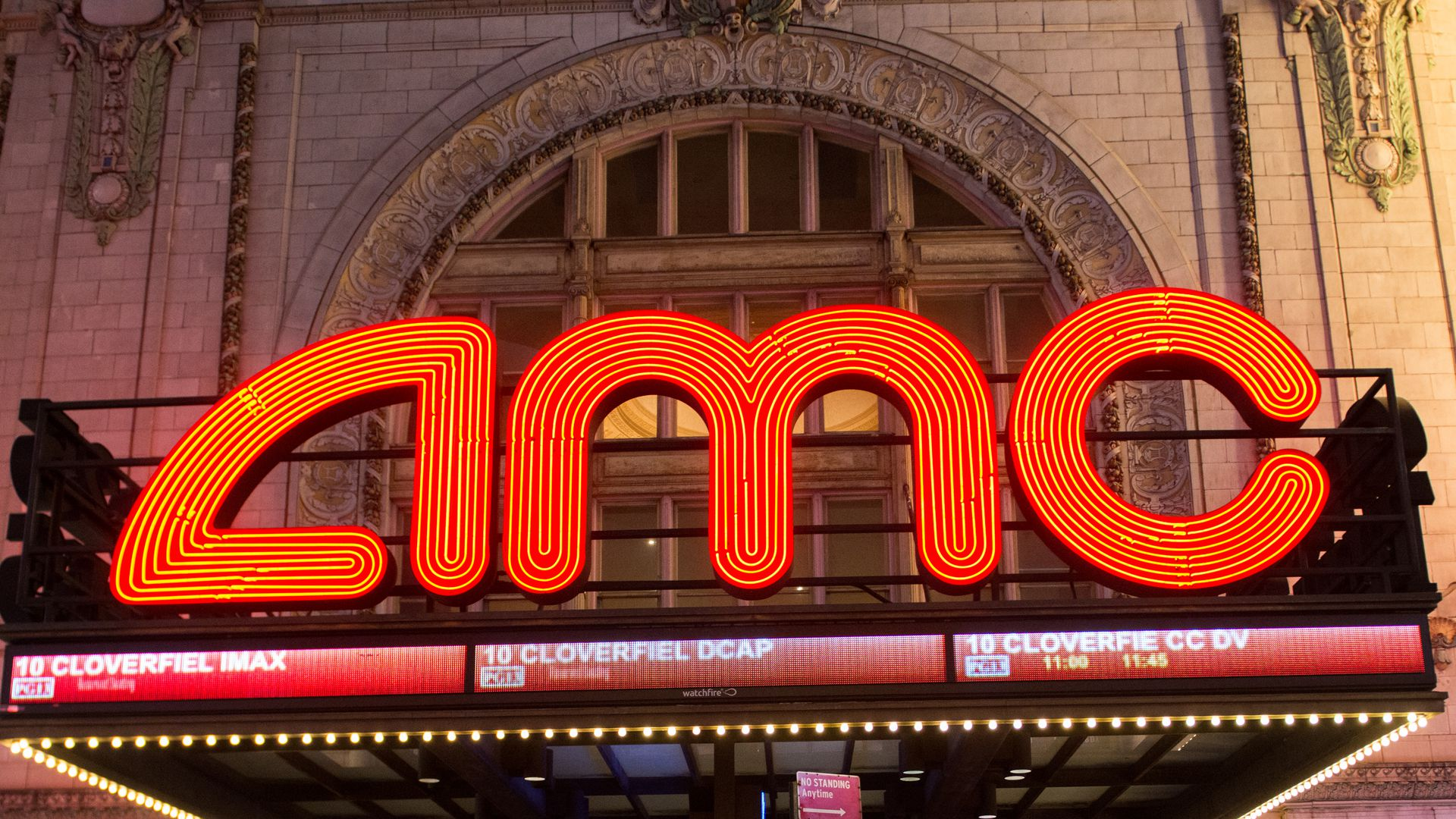 AMC is creating a rival service to MoviePass