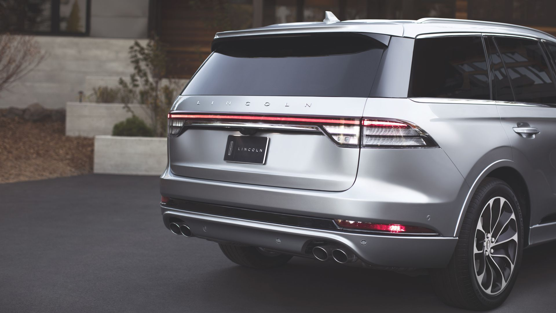 What I'm driving: A look at the 2020 Lincoln Aviator