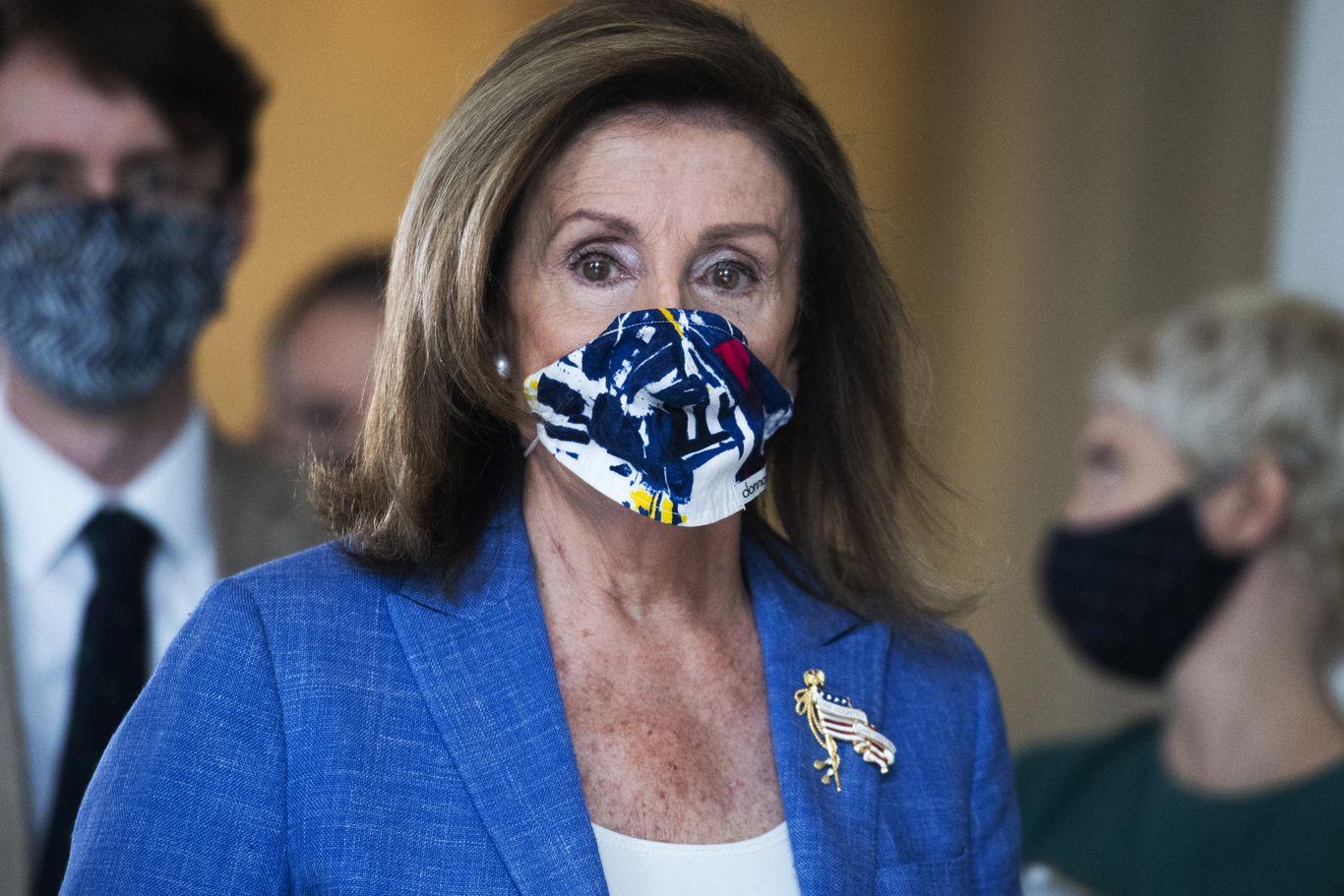 "Pelosi calls House back to act on Postal Service ""sabotage"" thumbnail"