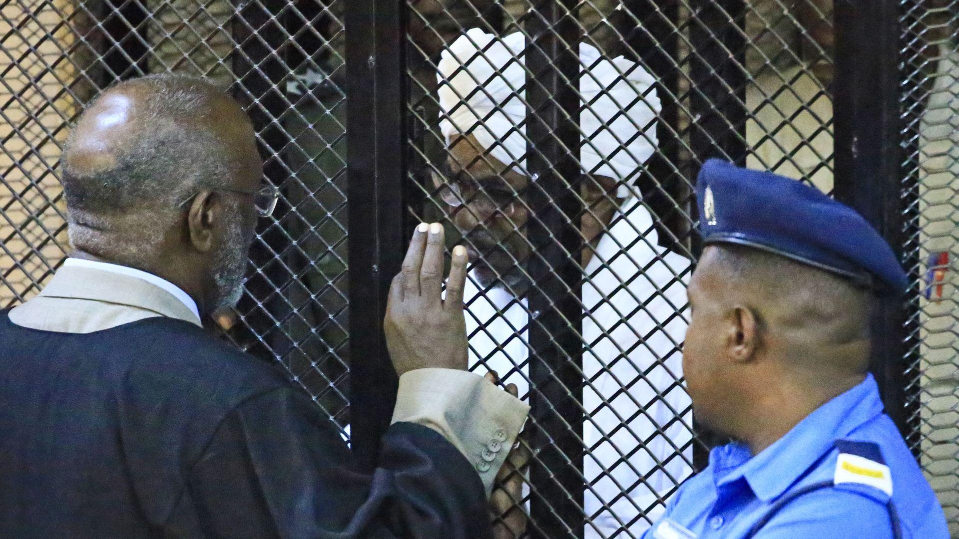 Deposed Sudanese dictator sentenced for corruption