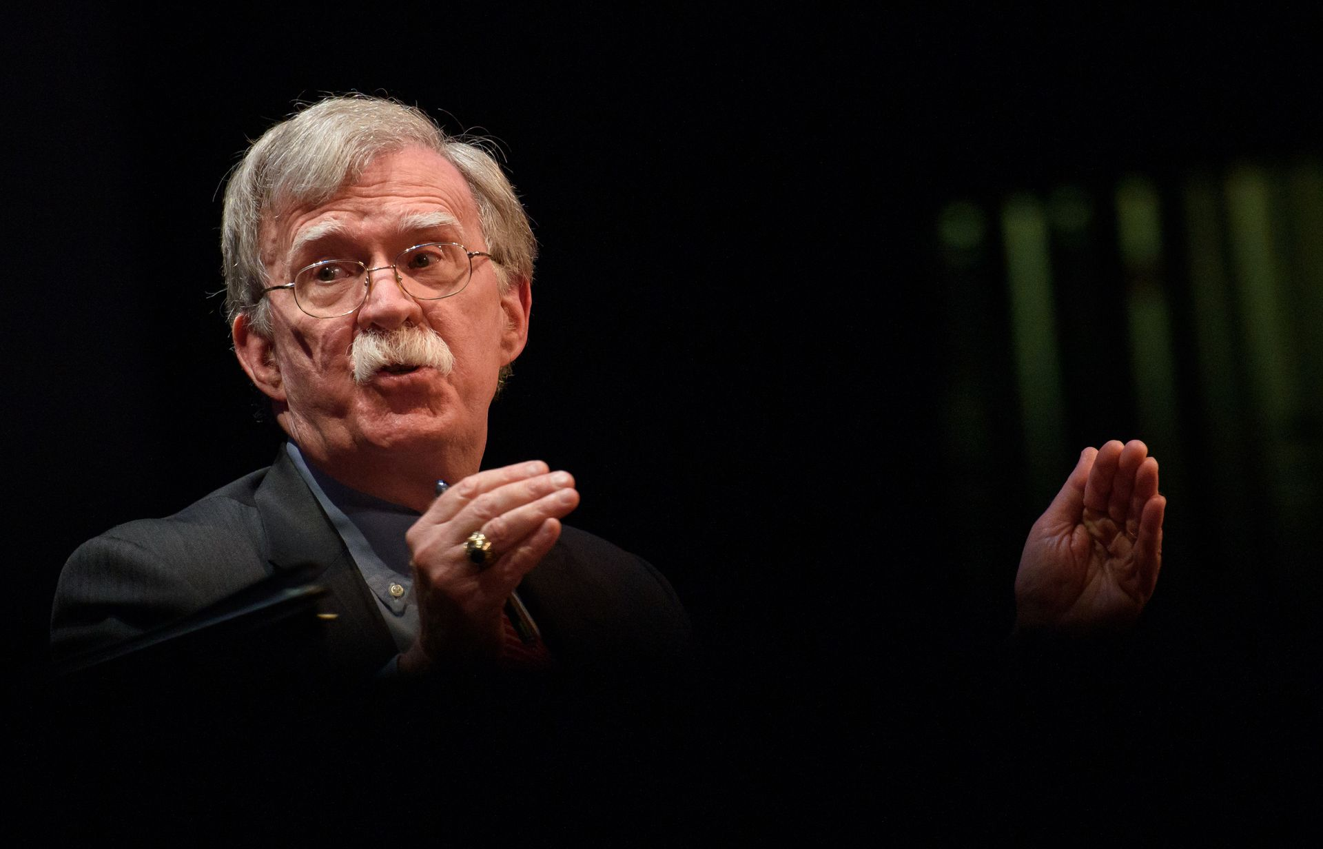 Trump administration sues to block publication of John Bolton's book thumbnail