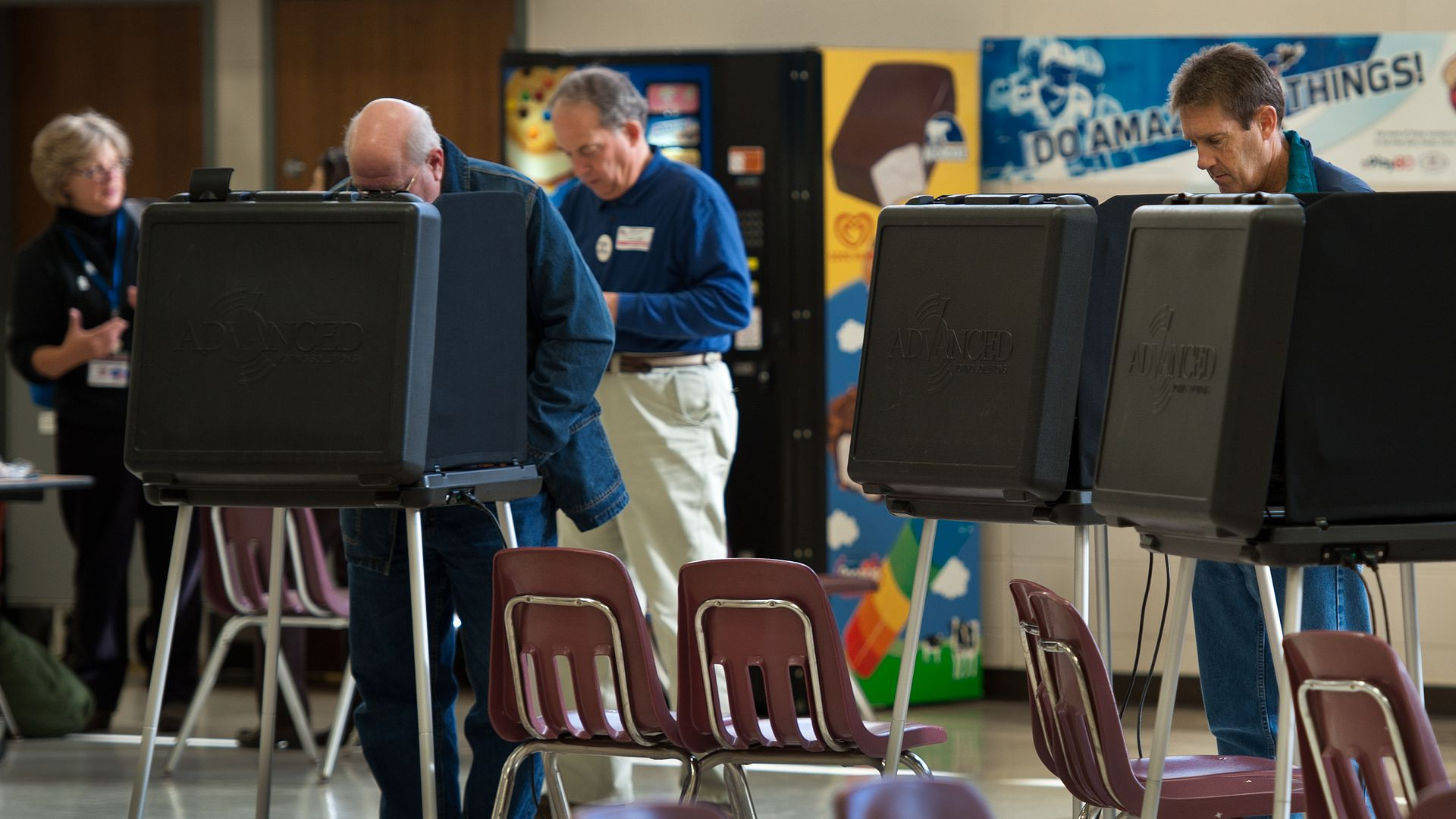 Microsoft posts code for election security software