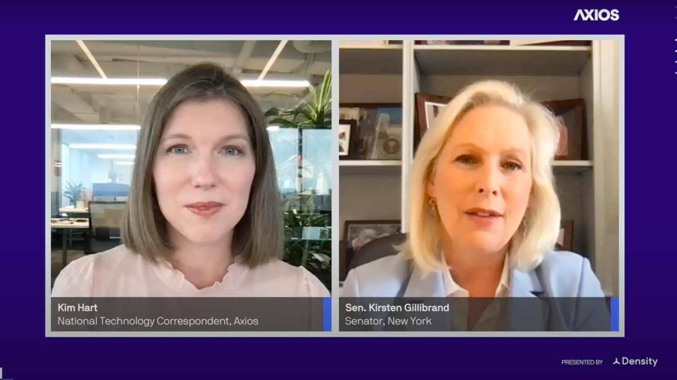 Sen. Gillibrand: National paid parental leave would boost small businesses