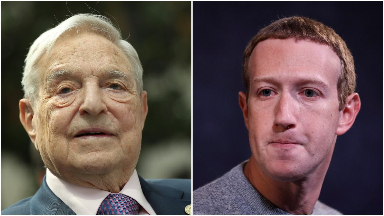 "George Soros: Zuckerberg ""should not be left in control of Facebook"" - Axios"