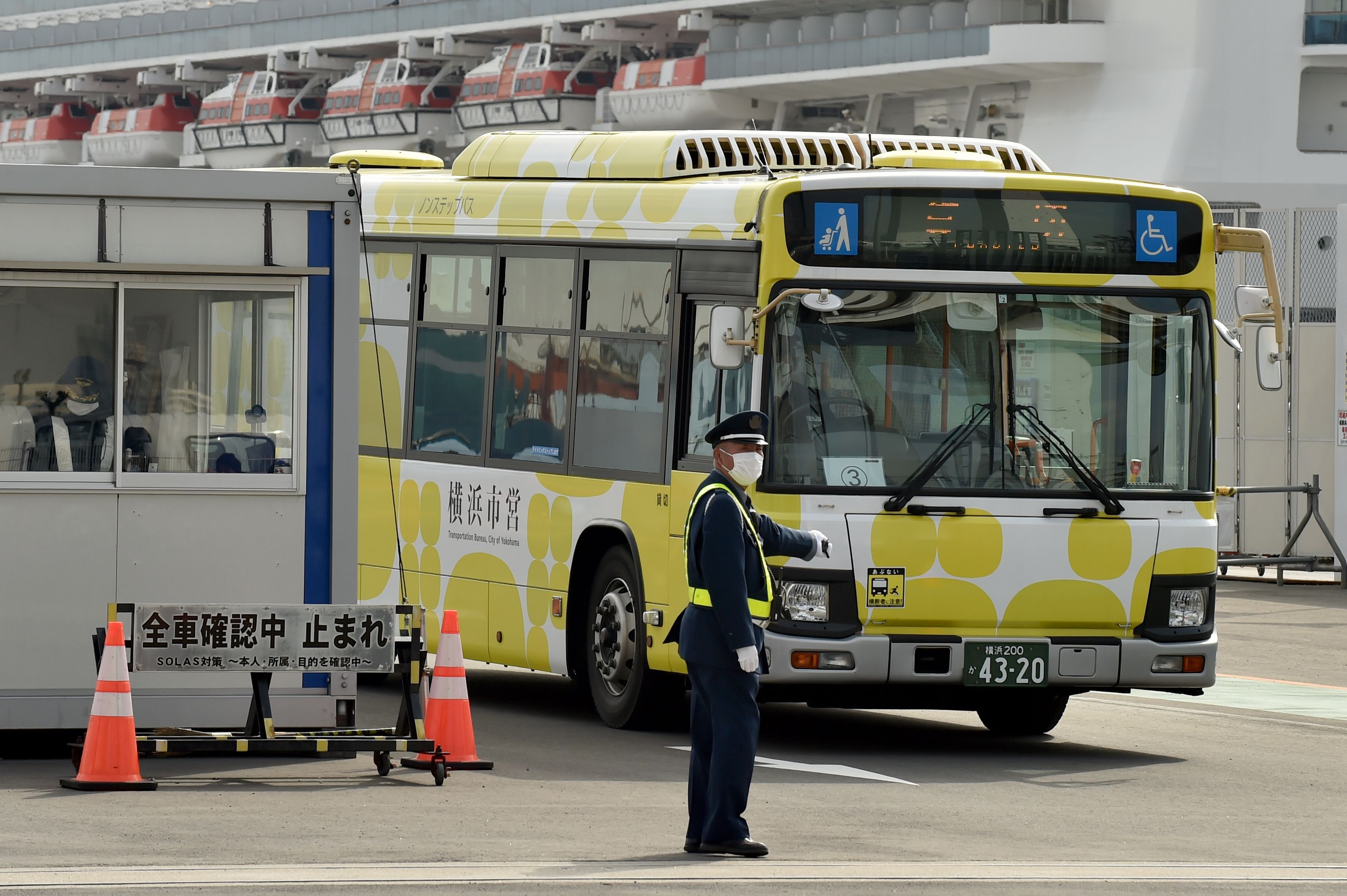 Coronavirus kills 2 Diamond Princess cruise ship passengers - Axios