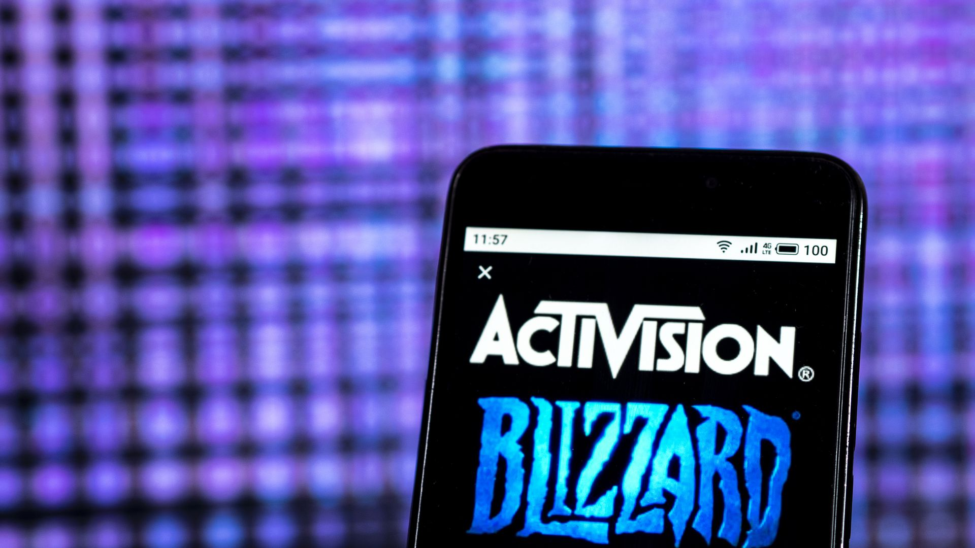 California updates lawsuit against Activision Blizzard, says game maker is interfering - Axios