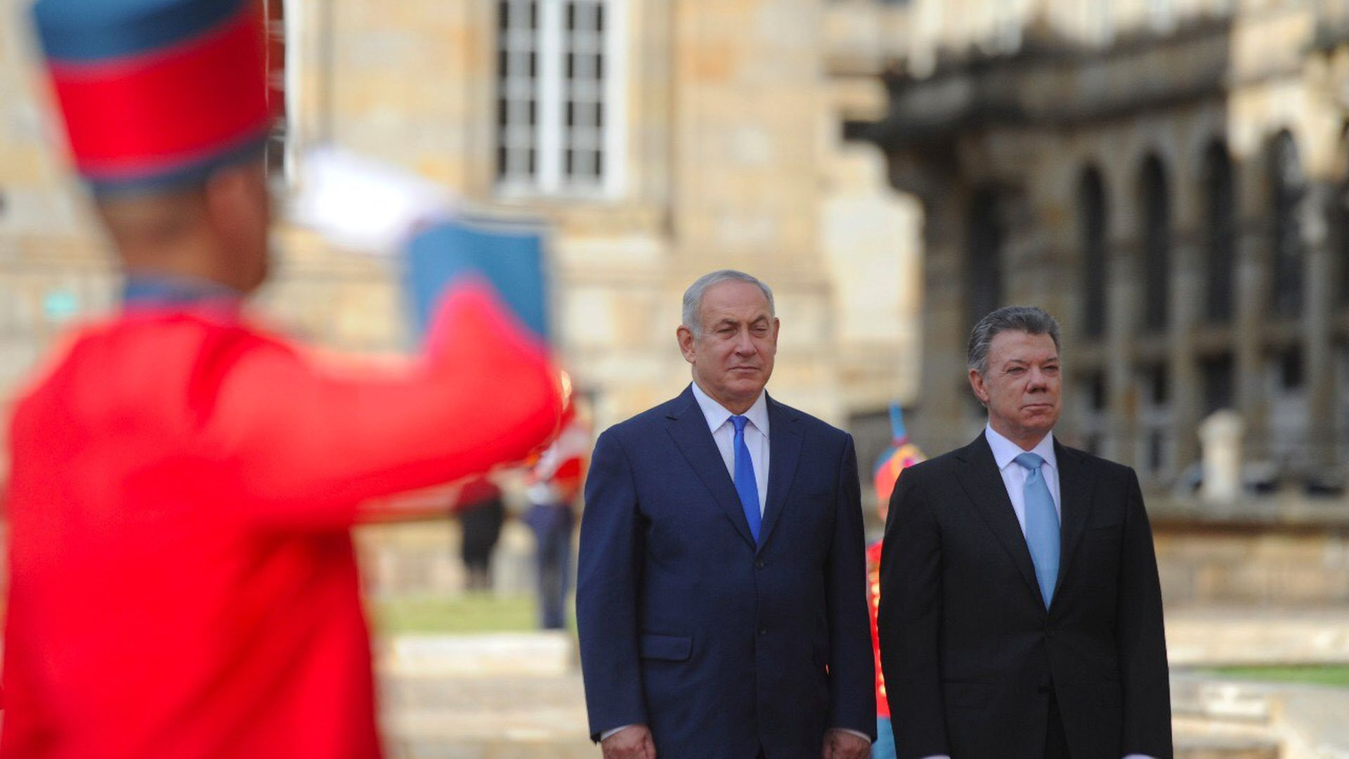 Colombia recognizes Palestine, sparking fury in Israel