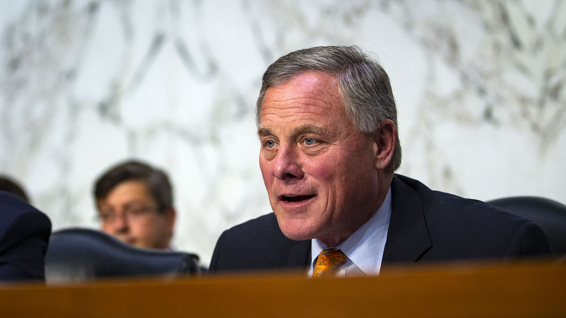 Senate Intel chair Richard Burr briefed White House on targets in Russia probe