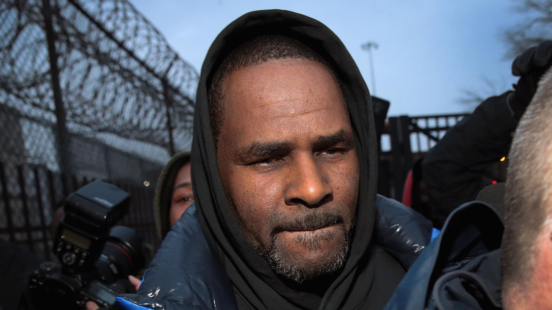 R. Kelly says the sexual abuse allegations are lies.