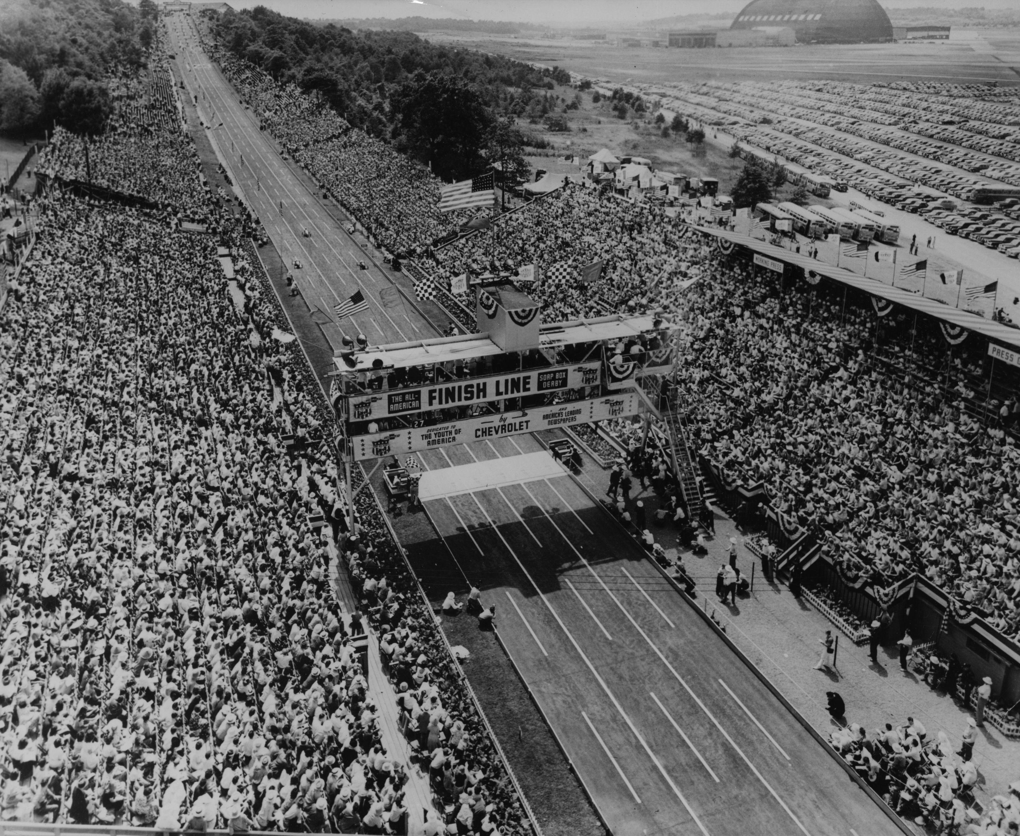 1948 All-American Soap Box Derby
