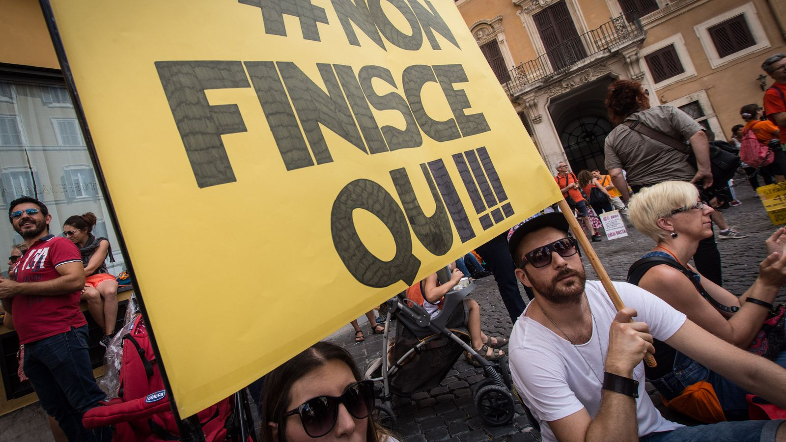 Anti Vaxxers Accidentally Fund Study >> Italy S Anti Vaccine Push Is Fueled By Populist Politics And Social