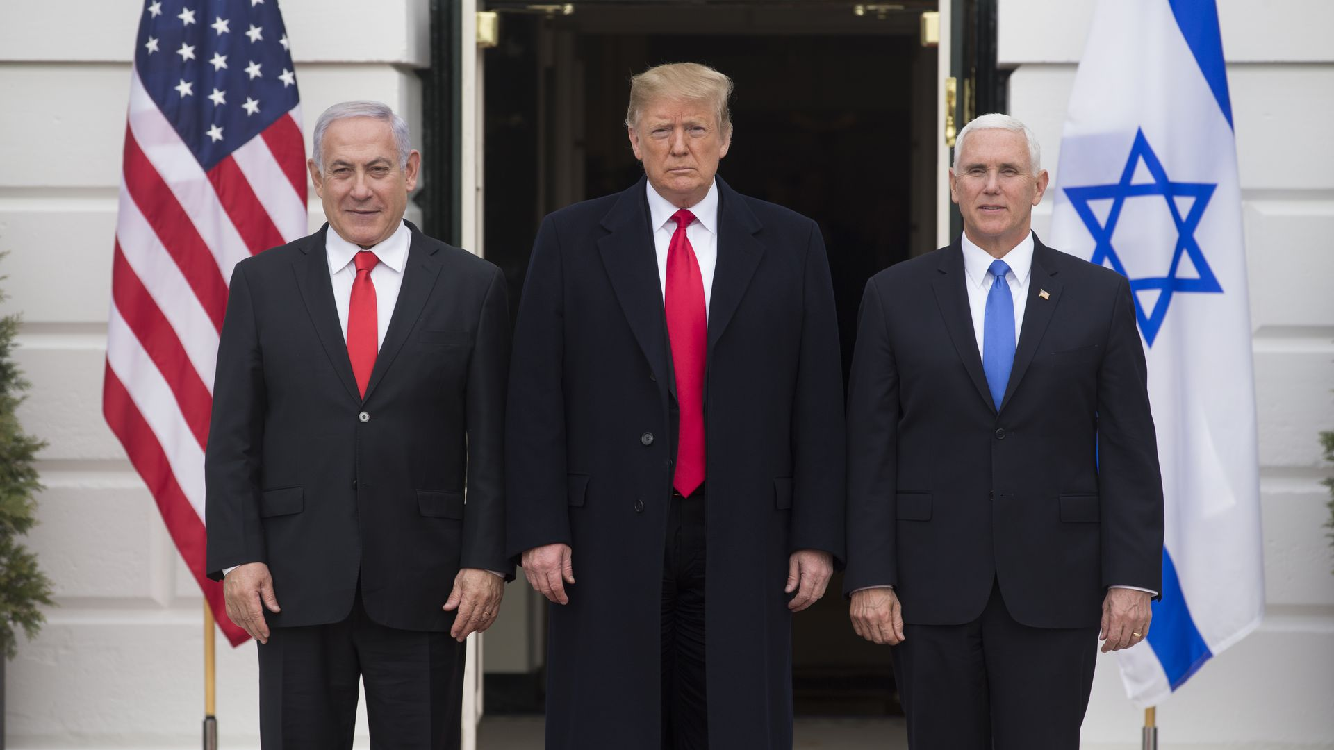 Scoop: U.S. pushing Arab states on non-belligerence pacts with Israel