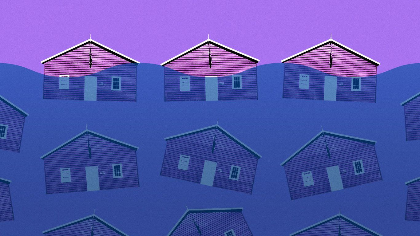 As climate change worsens, here's how often your home could flood thumbnail
