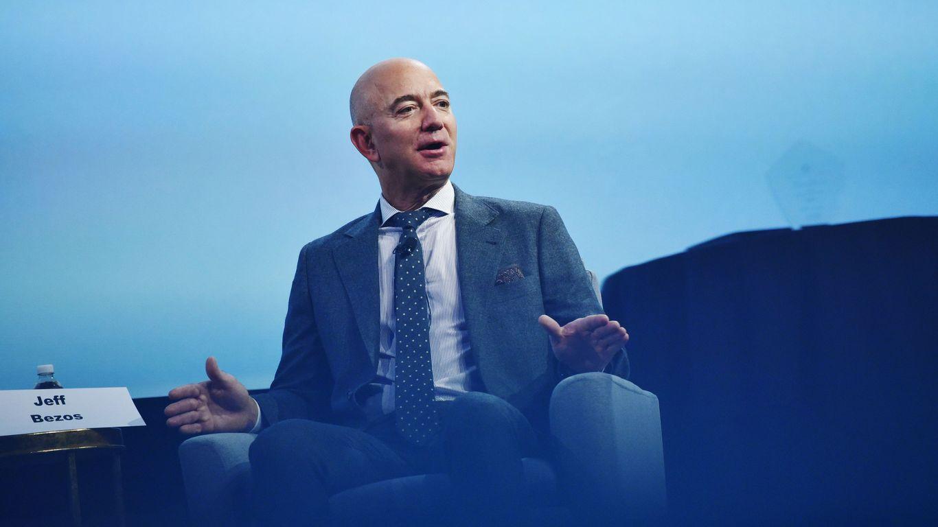 Jeff Bezos stepping down as Amazon CEO thumbnail