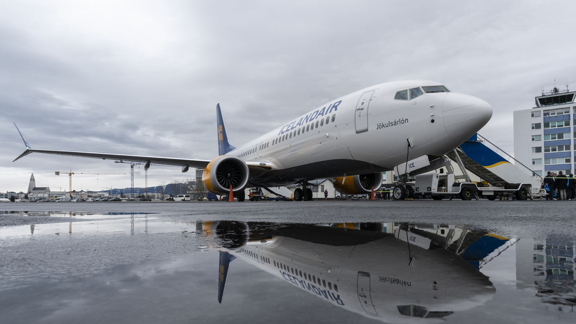China has ordered all Boeing 737 MAX 8s in the country to be grounded by 6 p.m. local time.