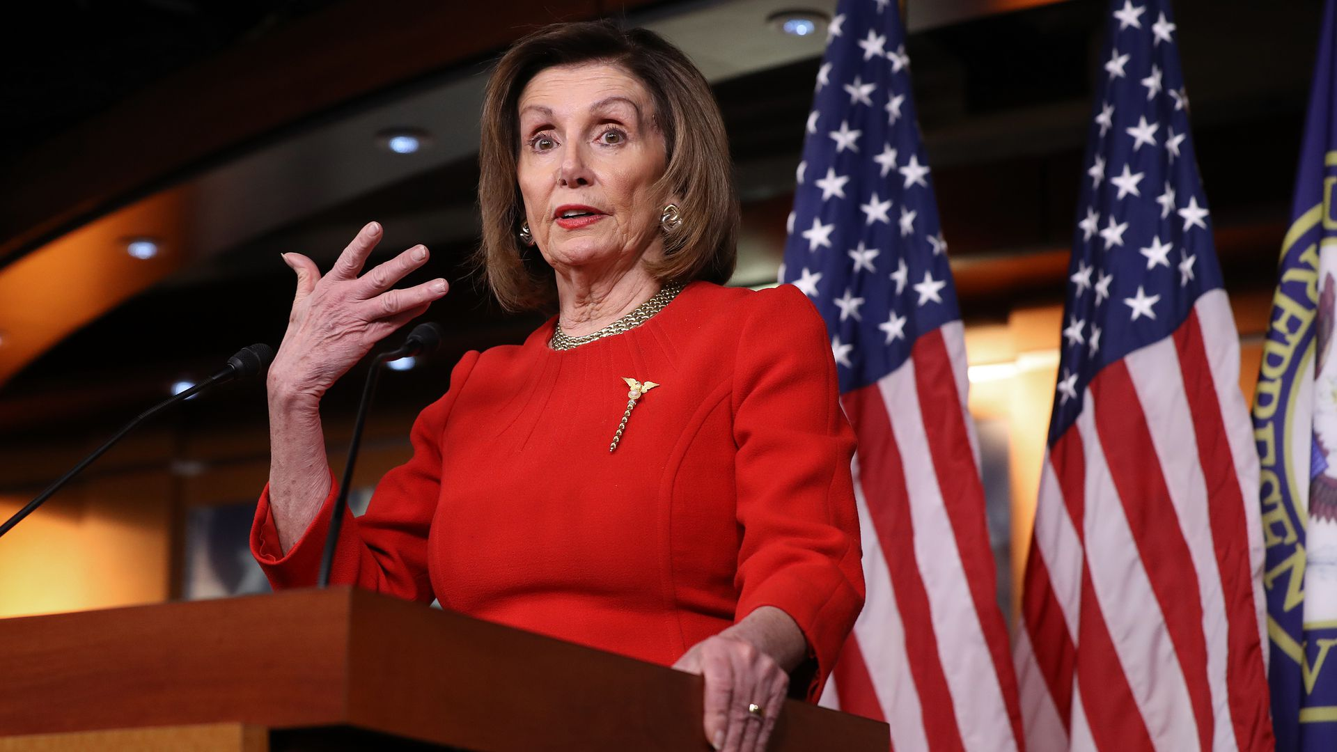Growing number of Senate Democrats want Pelosi to send impeachment articles
