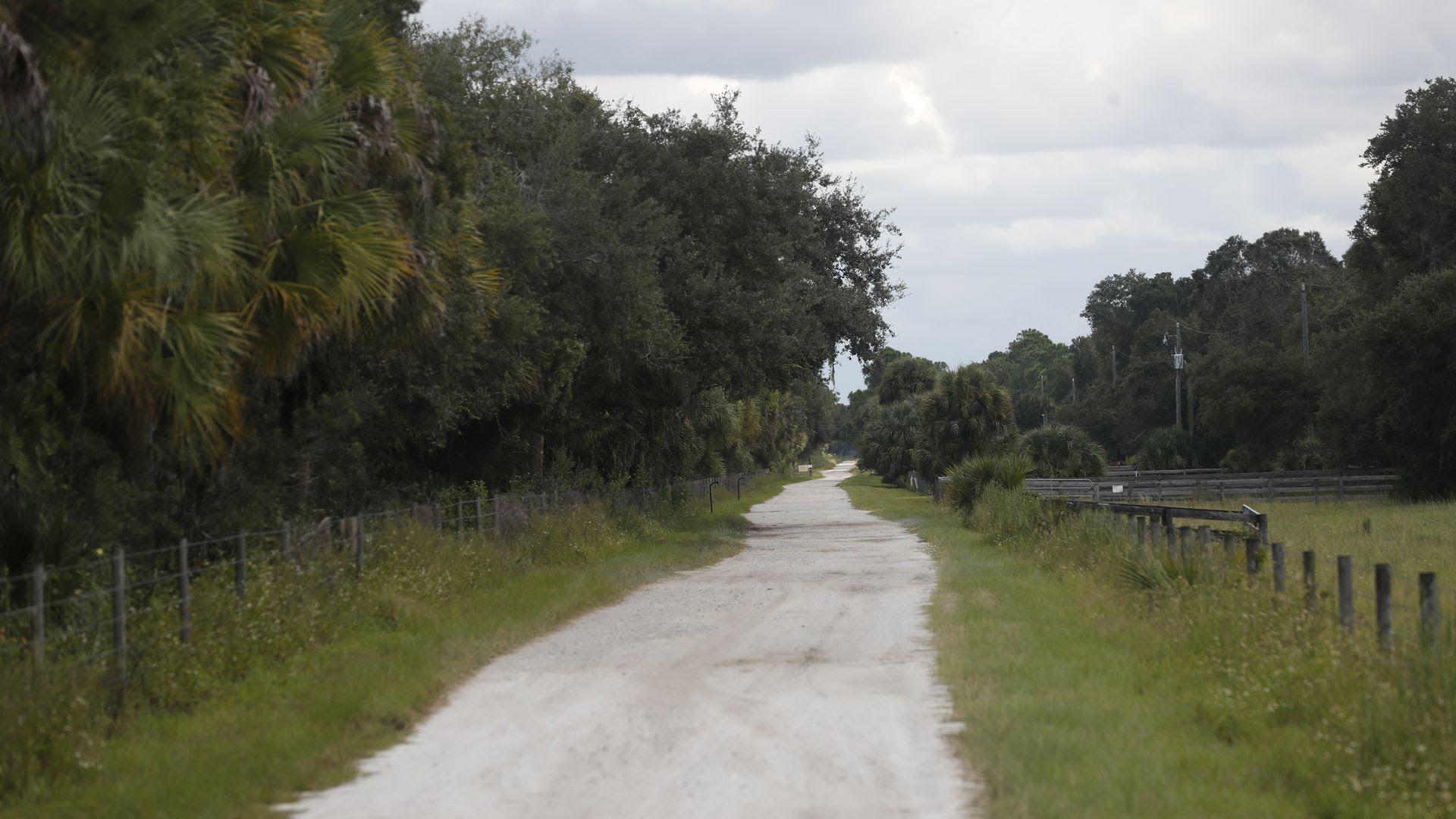 The T. Mabry Carlton Jr. Memorial Reserve.