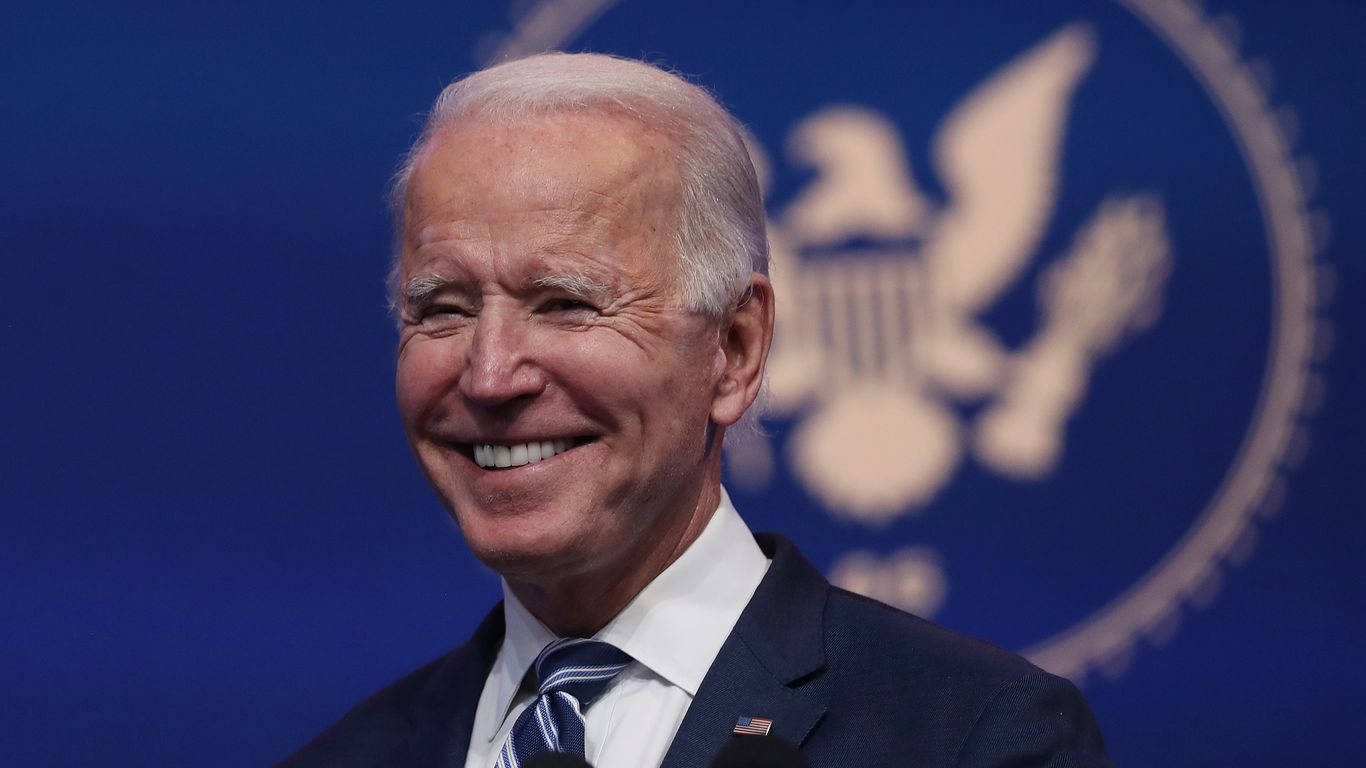Biden expresses support for Amazon workers' union vote in Alabama thumbnail