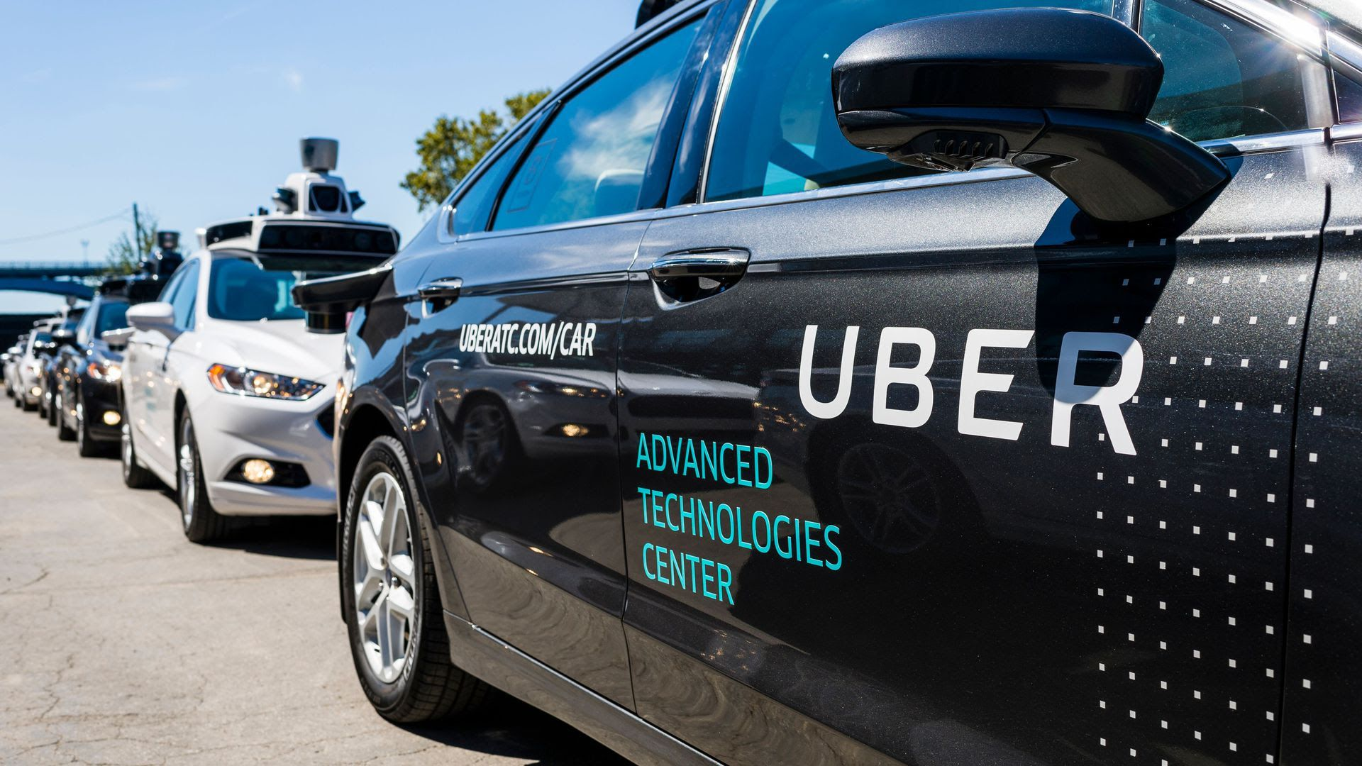 Uber's driverless technology strategy
