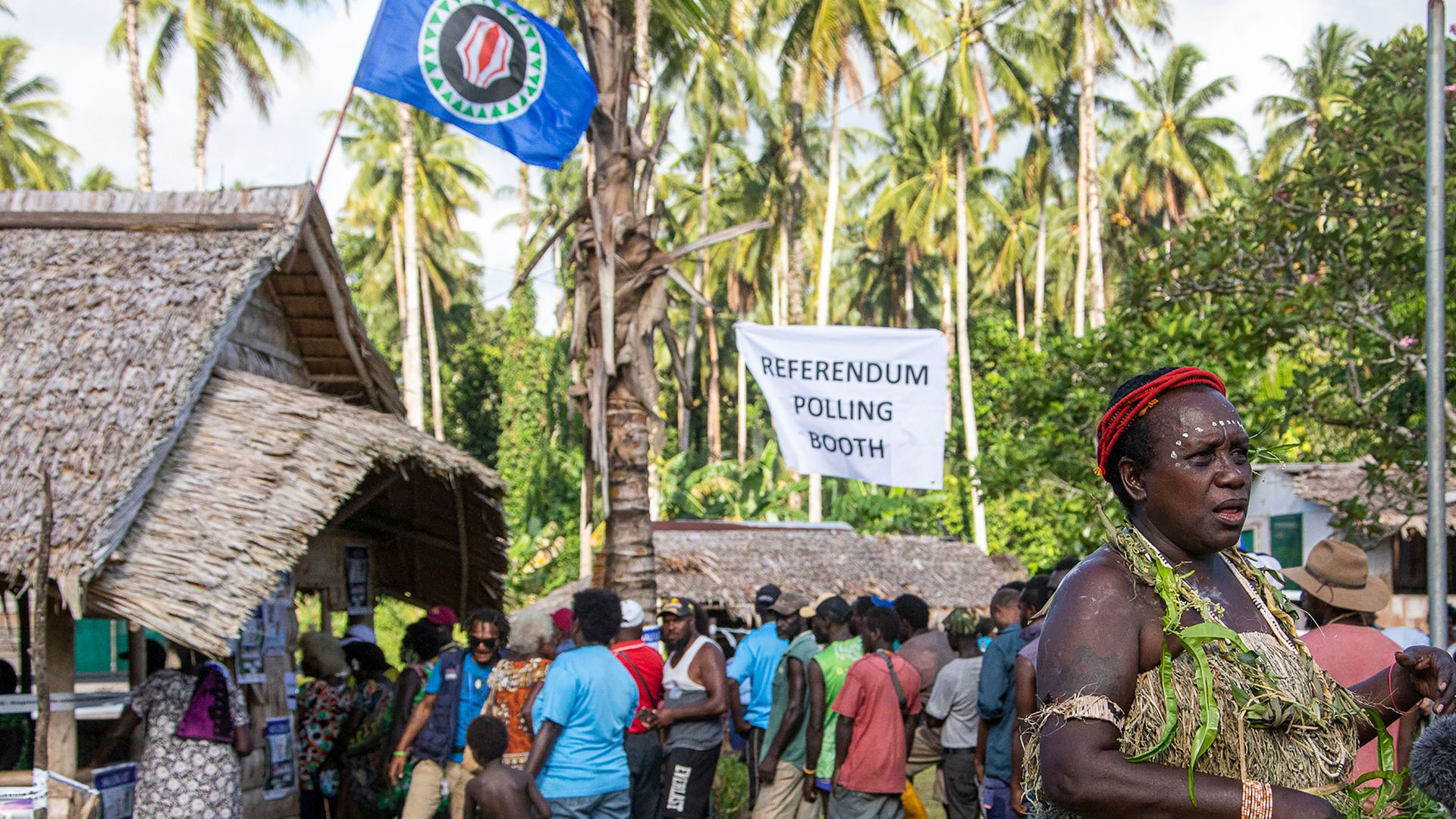 Bougainville referendum: South Pacific island could become world's newest country