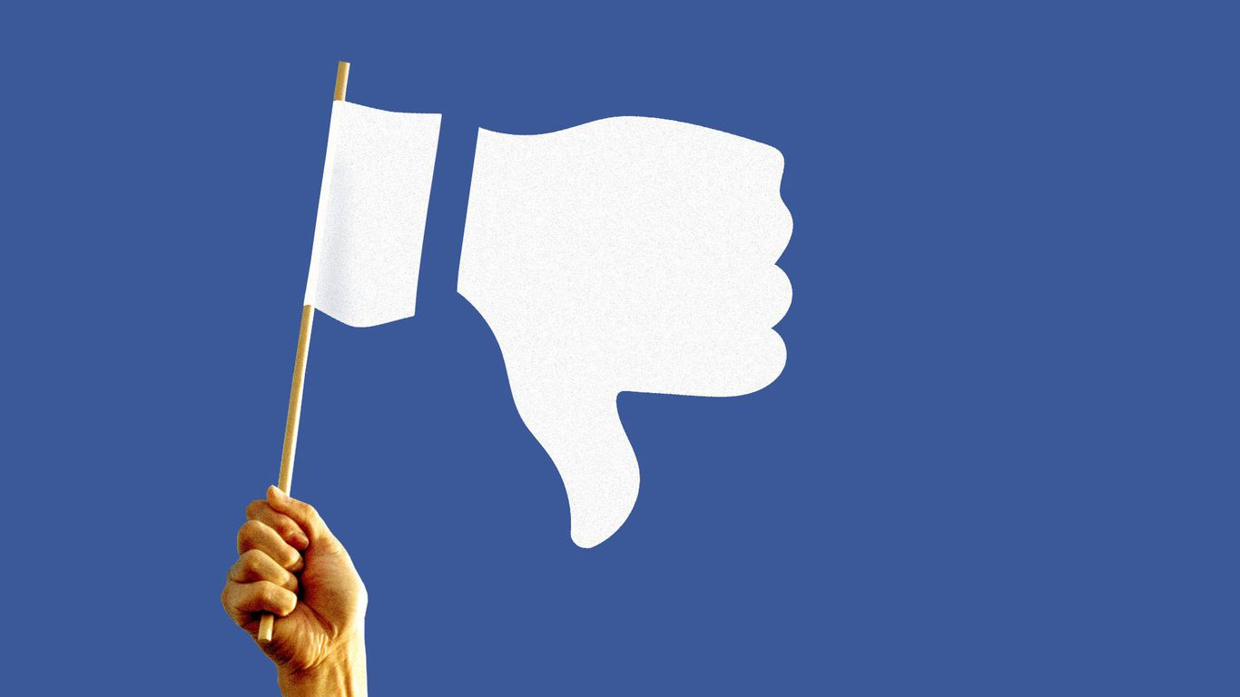 Facebook auditors say it is failing on civil rights thumbnail
