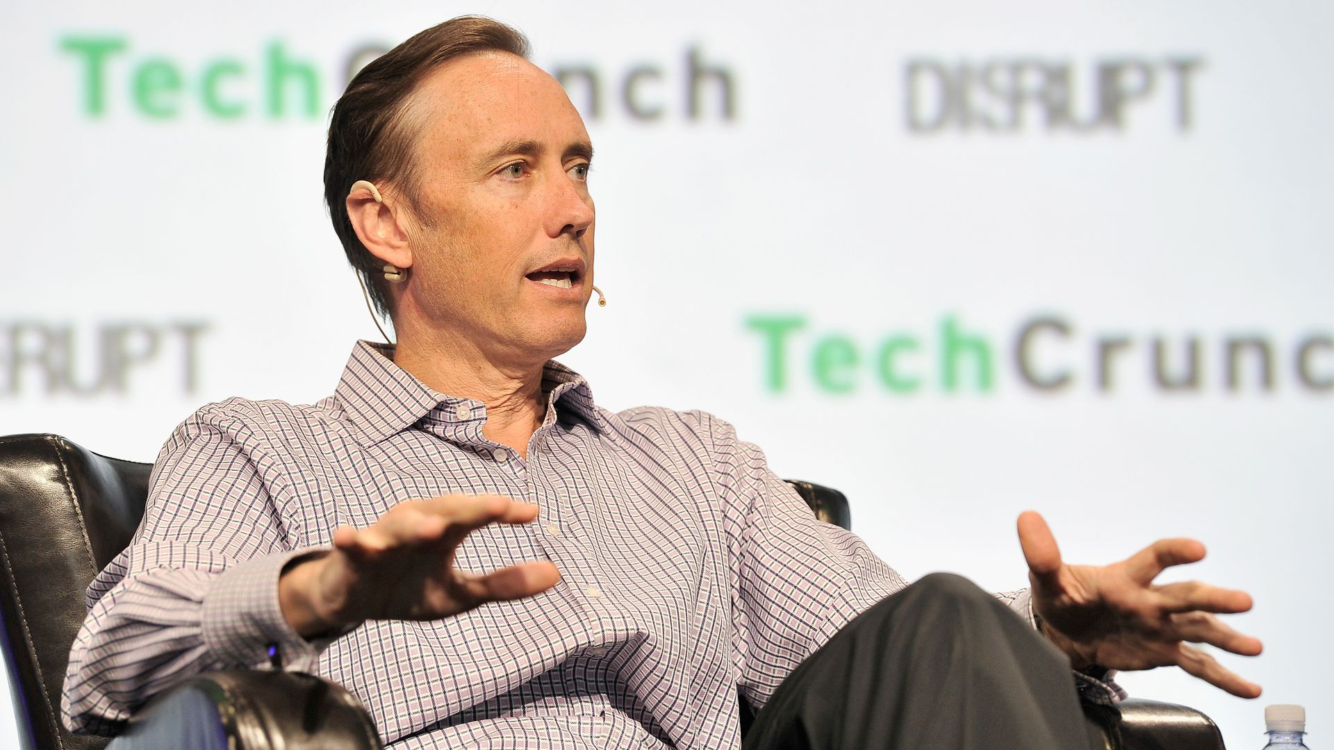 An image of Steve Jurvetson