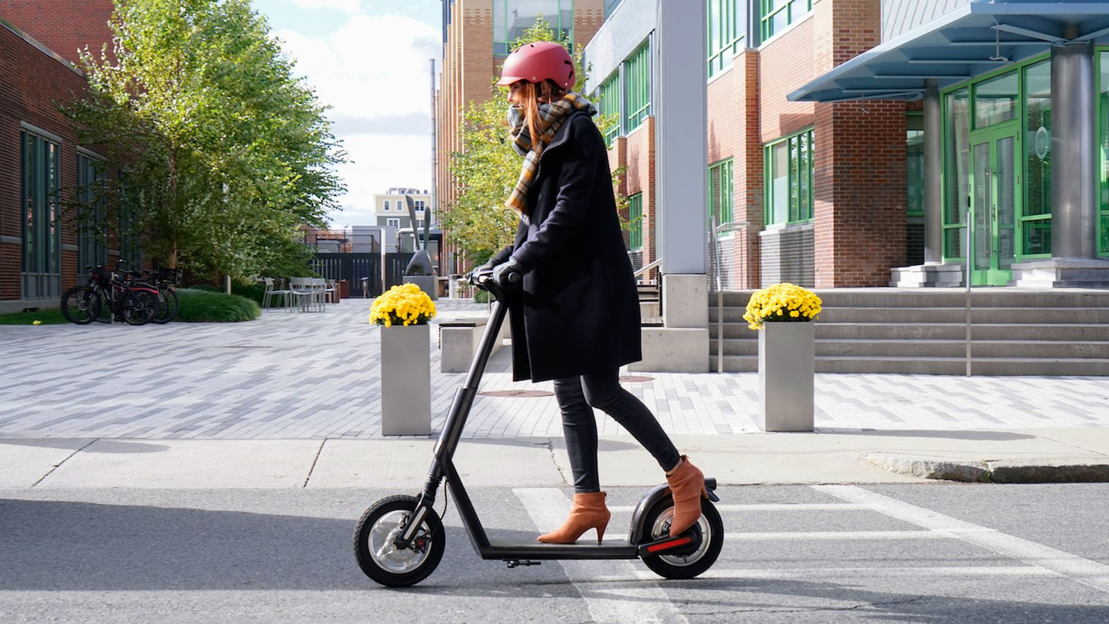 Misplaced Creativity On Southwest Bike >> Superpedestrian Wants To Sell Scooters To Other Companies Axios
