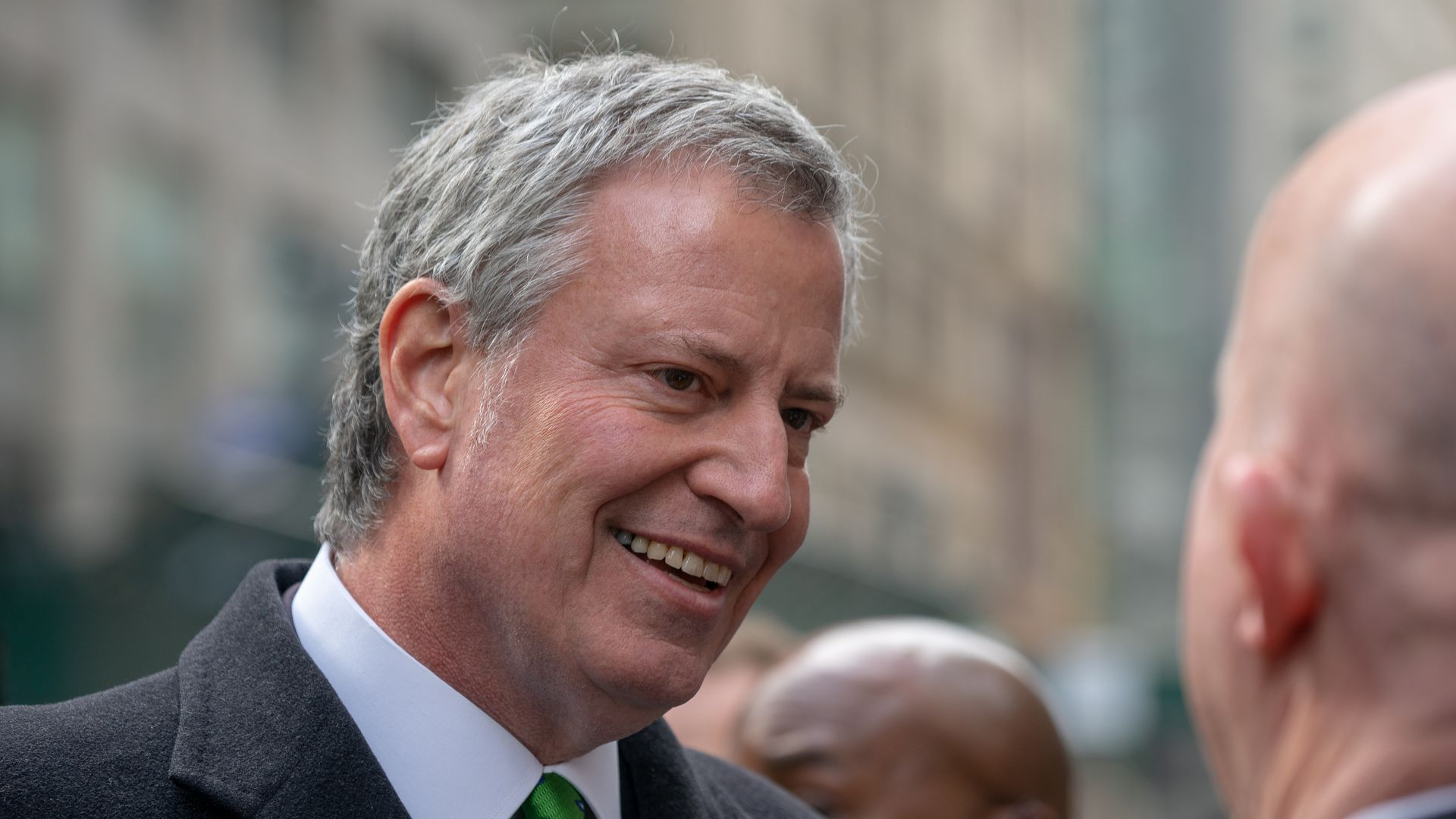 NYC Mayor Bill de Blasio to launch 2020 presidential campaign