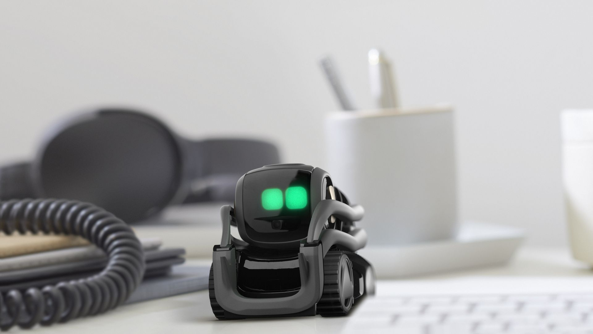 Anki's latest robot, Vector, went on sale last October for $249.