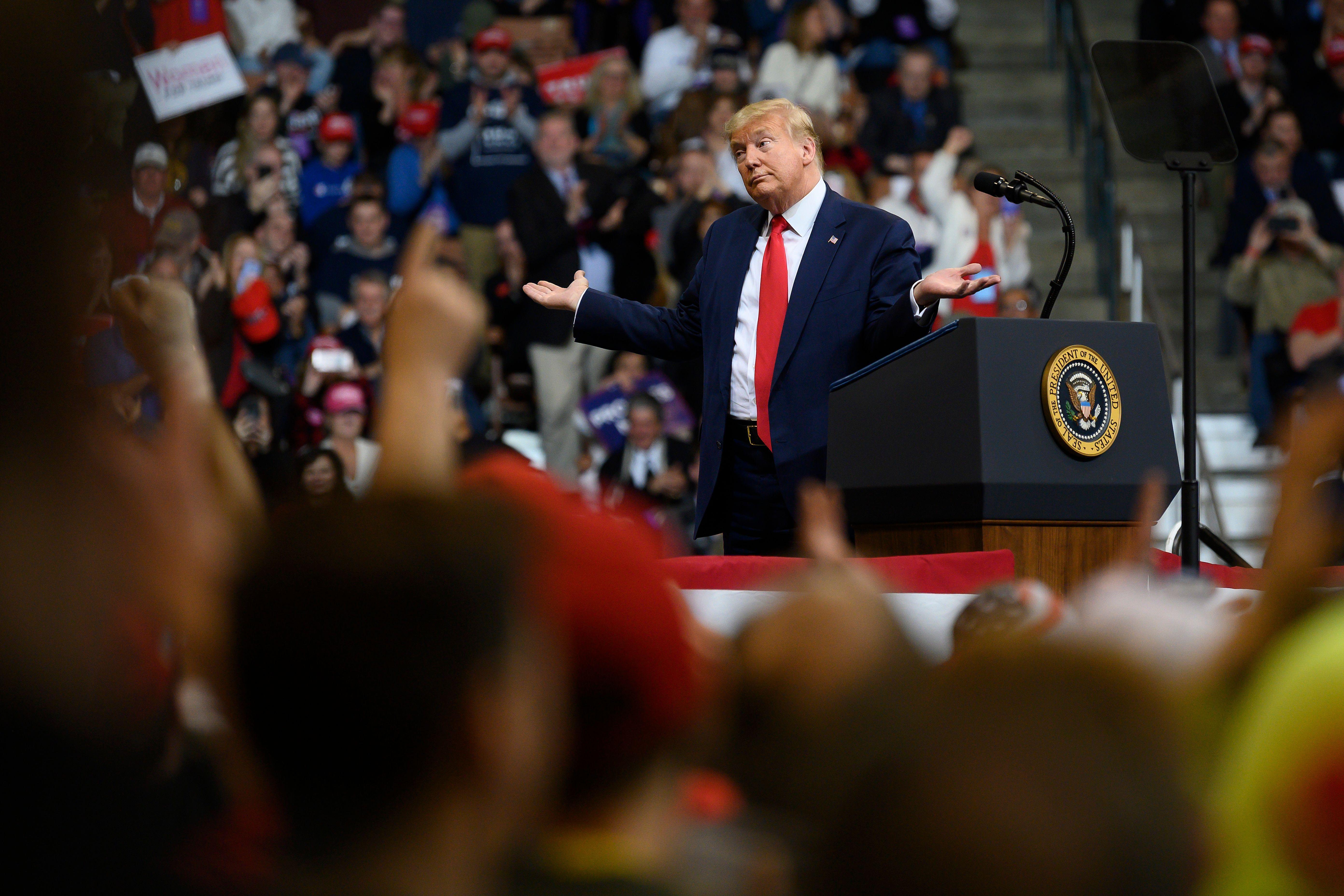 Donald Trump, the luckiest man - Axios